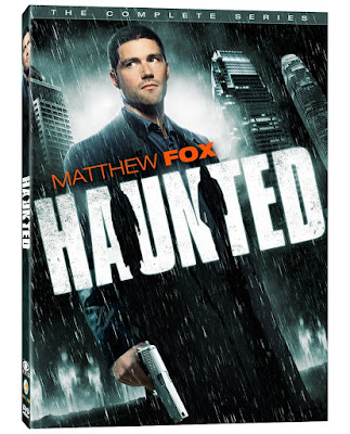 Haunted: The Complete Series DVD