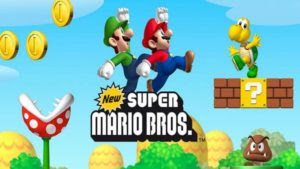 New Super Mario Bros WII ISO Download (USA) Free Download