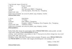 Download Kumpulan Contoh Surat Adopsi Anak Keren