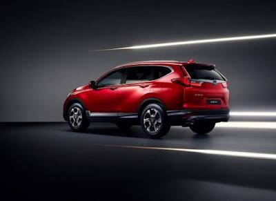 Honda CR-V Hybrid I-MMD 2018