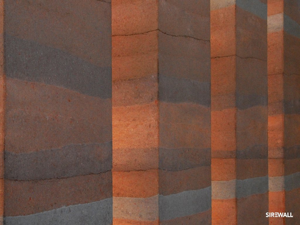 Philobiodesign Sirewall Rammed Earth Walls