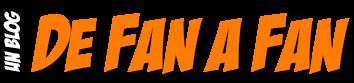 De Fan a Fan. Tu blog de cine, series, cómics, libros y videojuegos