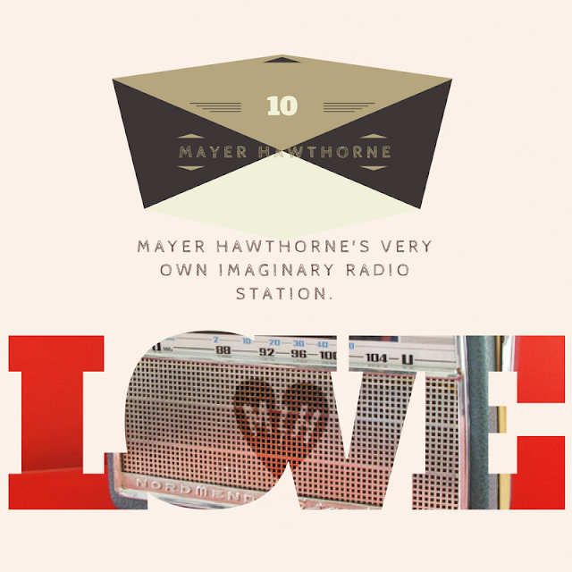 Mayer Hawthorne's very own imaginary radio station | Der Stream fürs Wochenende