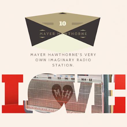 Mayer Hawthorne's very own imaginary radio station | Der Stream fürs Wochenende