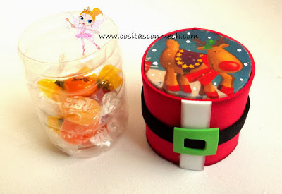 dulceros-navideños-botellas-recicladas
