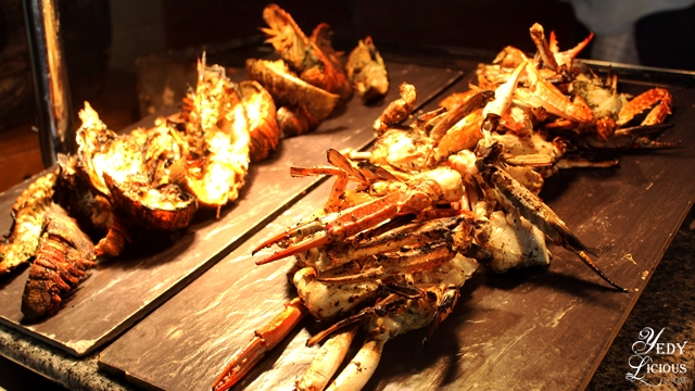 Grilled Station Buffet at Spectrum Fairmont Hotel Makati Manila PH