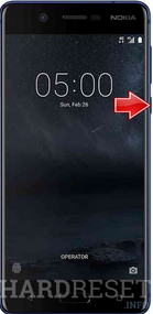 How to hard reset nokia 5 android phone safely and securely