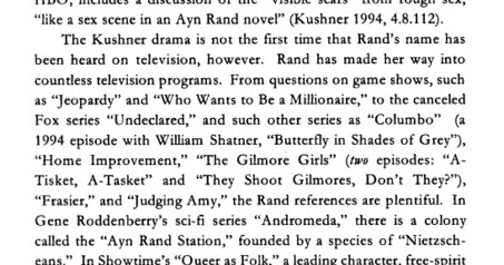 the life and early works of ayn rand Rand knew early in life that she wanted to be a writer and focused her attention   york and continued work on her next mammoth novel, atlas shrugged (1957.