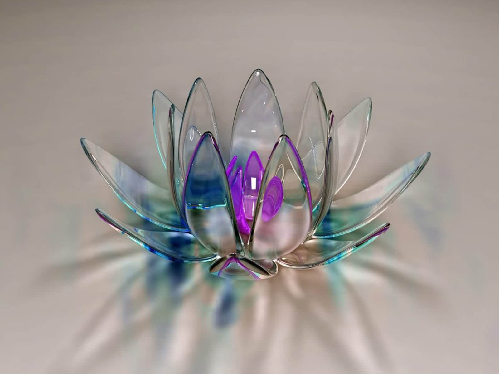 Download Free 3d Wallpapers For Windows 8 Wallpapers Glass Flowers