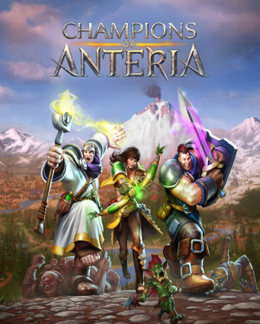 Descarga Champions of Anteria para PC