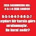 6 5 1 9 Zeka Sorusu Cevabı İle Birlikte