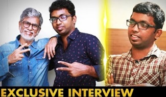 Director Vicky Interview   Traffic Ramasamy