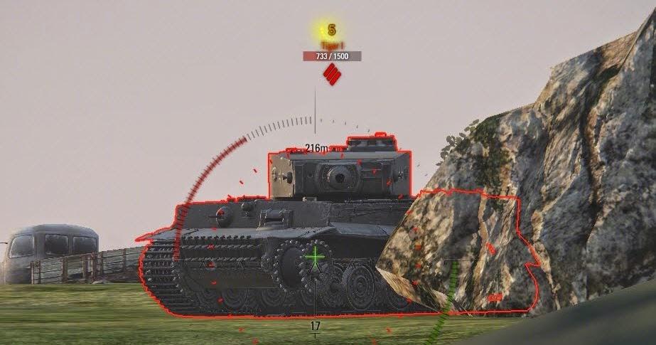 Gox World Of Tanks mods: 9 9 OTM Reload Timer