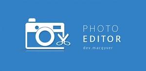 تطبيق Photo Editor Full Mod v1.9.1 لتعديل وتحرير الصور على أندرويد