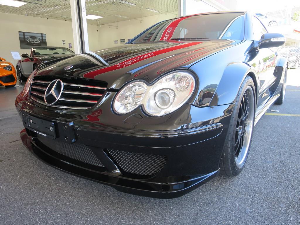 2005 mercedes benz clk amg dtm limited edition benztuning for Mercedes benz limited edition