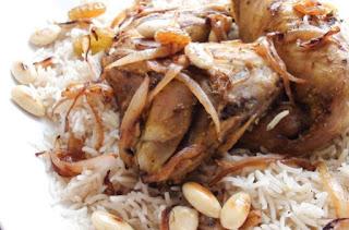 Makanan Tradisional Arab Saudi