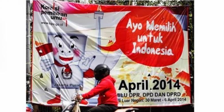 Ayo Memilih untuk Indonesia - JPPR #PantauPemilu