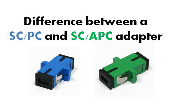 SC/PC and SC/APC Adapter