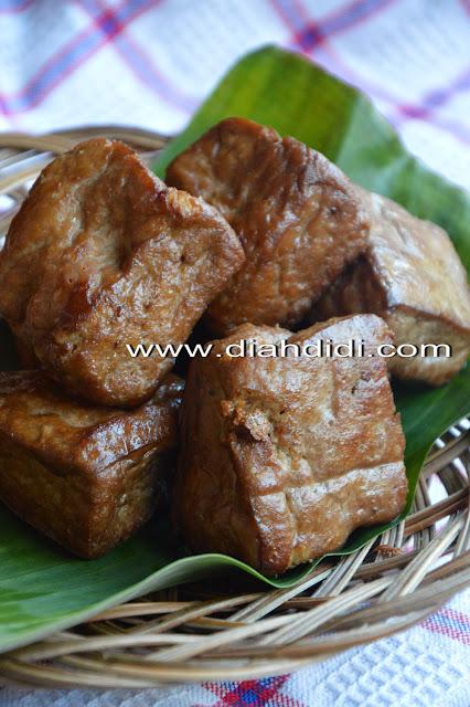 Bumbu Bacem Tempe : bumbu, bacem, tempe, Didi's, Kitchen:, Membuat, Bacem