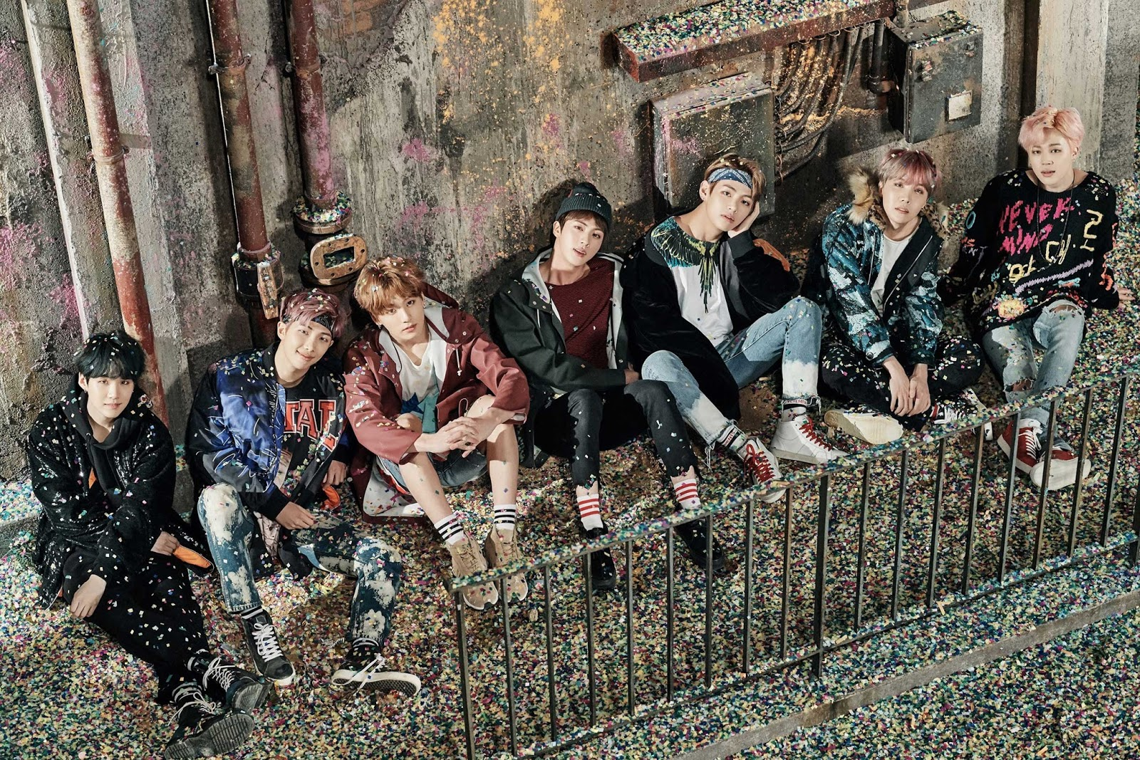 MP3] Not Today - BTS WINGS : You Never Walk Alone (MP3, MP4
