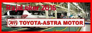 Info Pendaftaran Karyawan di PT Toyota Motor Manufacturing Indonesia (TMMIN) Paling Baru Mei 2016