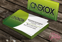 Design dan Cetak Kad Bisnes ONEXOX Dealer