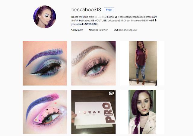 Cherry Diamond Lips Beccaboo318 Instagram account