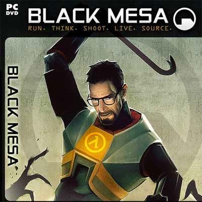 غلاف لعبة Black Mesa للكمبيوتر