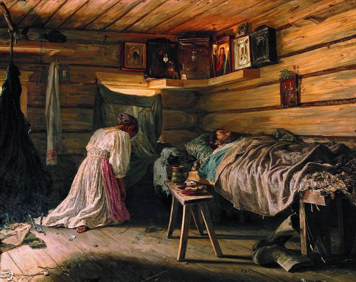 Η ζωή στο σπίτι κατά τη διάρκεια της Σαρακοστής