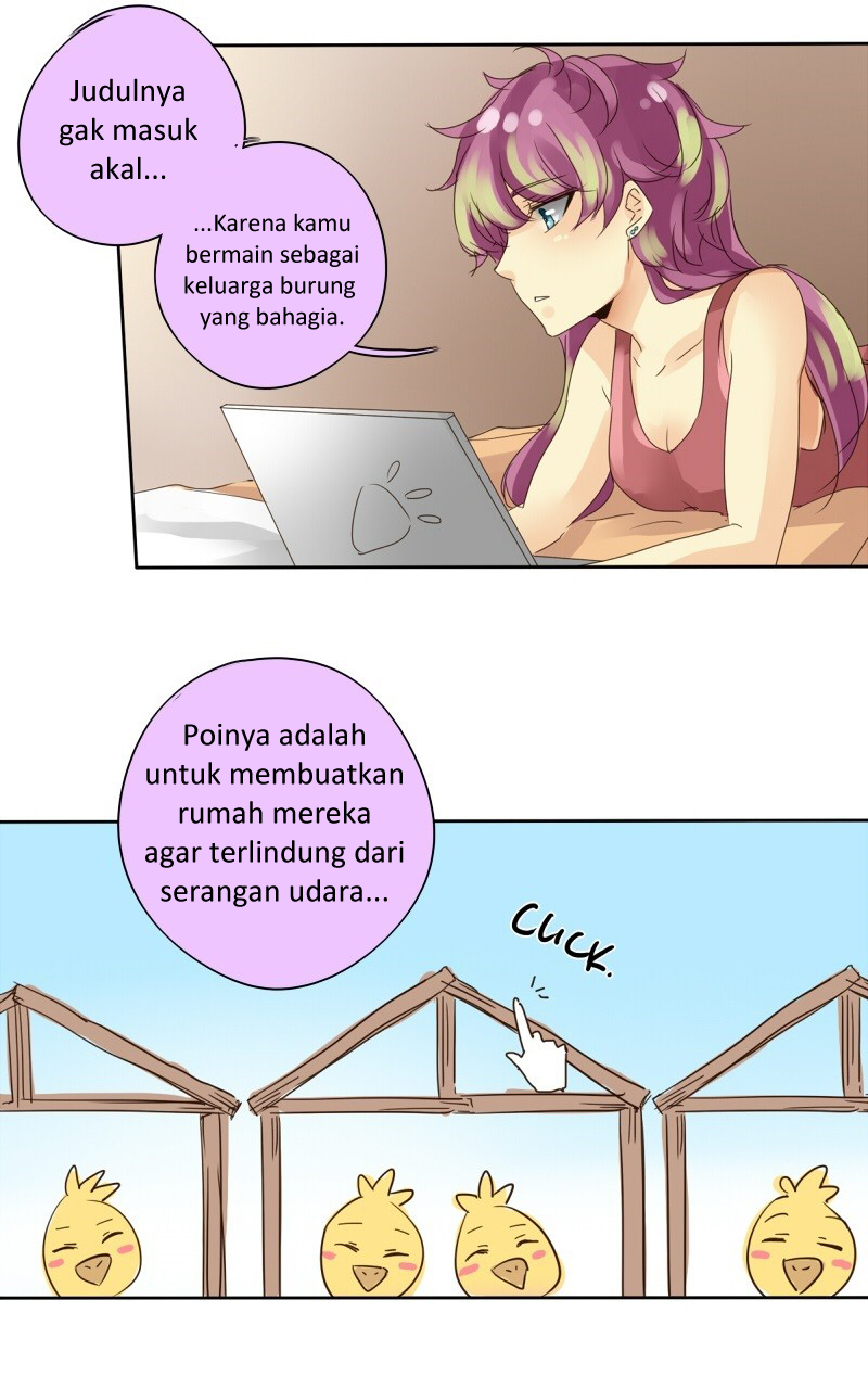 Webtoon UnOrdinary Bahasa Indonesia Chapter 31