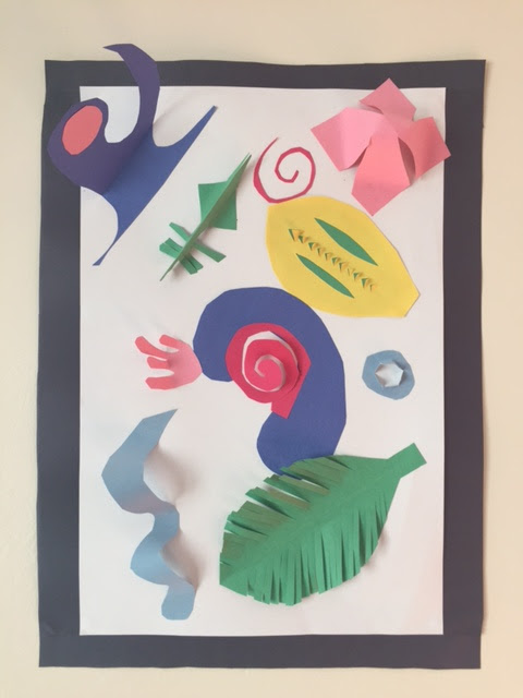 3D Matisse with Kids