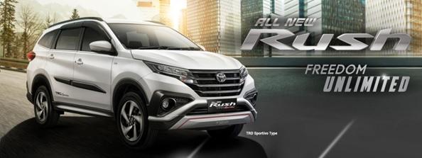 Toyota New Rush 2019