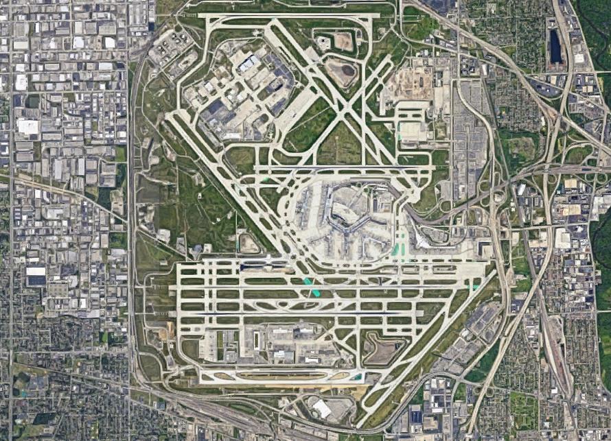 시카고 오헤어공항