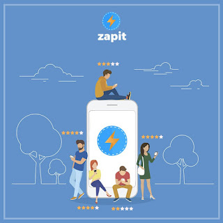Zapit ICO PRICE ICONEWSMEDIA.COM - Valid Review of Blockchain-based Products