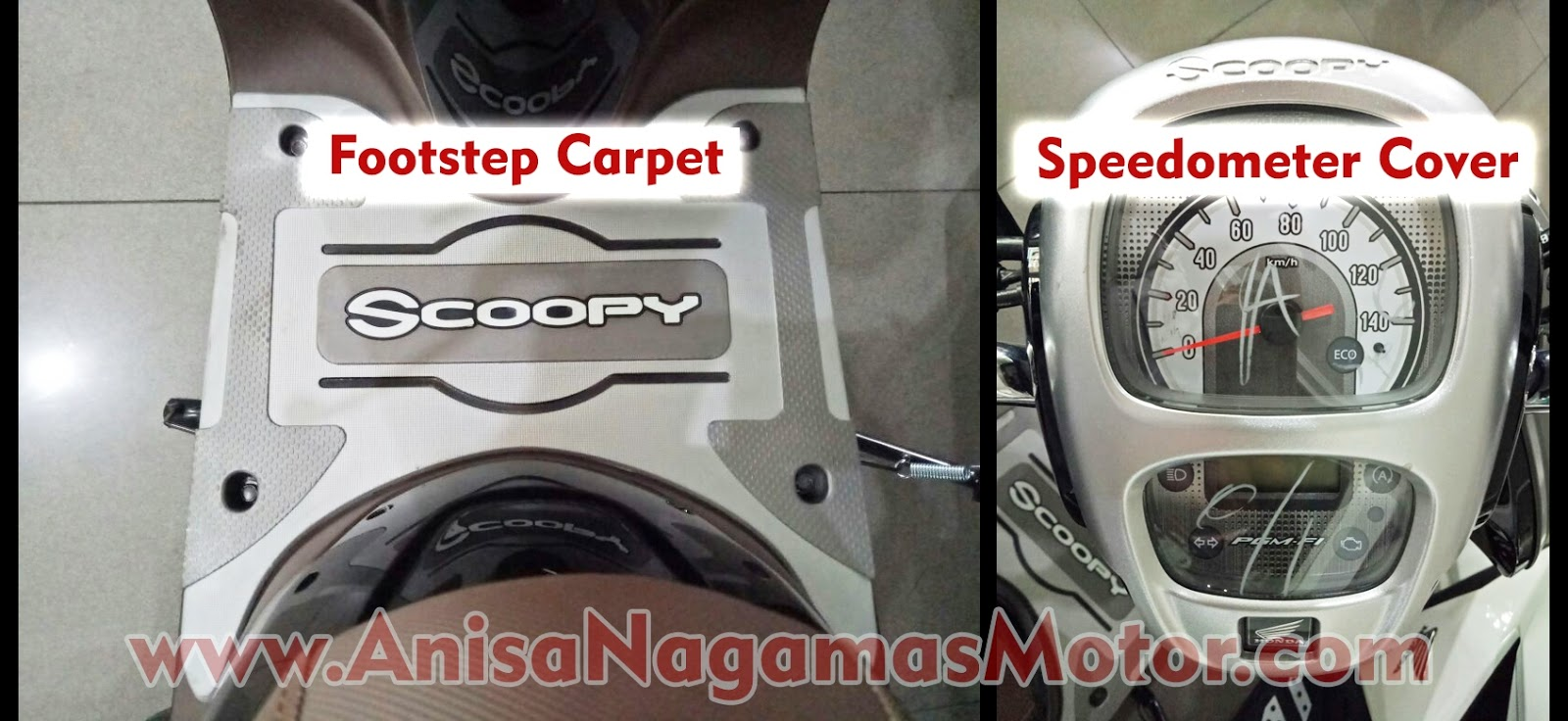 Scoopy Esp Stylish Dealer Nagamas Motor Klaten New Beat Street Black Wonogiri Harga Variasi Karpet Footstep Dan Cover Speedo Meter Sporty Plus Playfull