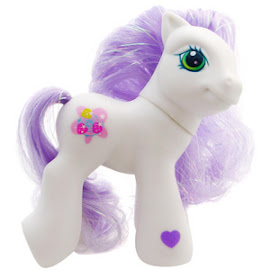 MLP Goody Gumdrop Super Long Hair Ponies Bonus G3 Pony