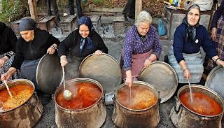 Παραδοσιακά Ελληνικά φαγητά που χάθηκαν με τα χρόνια