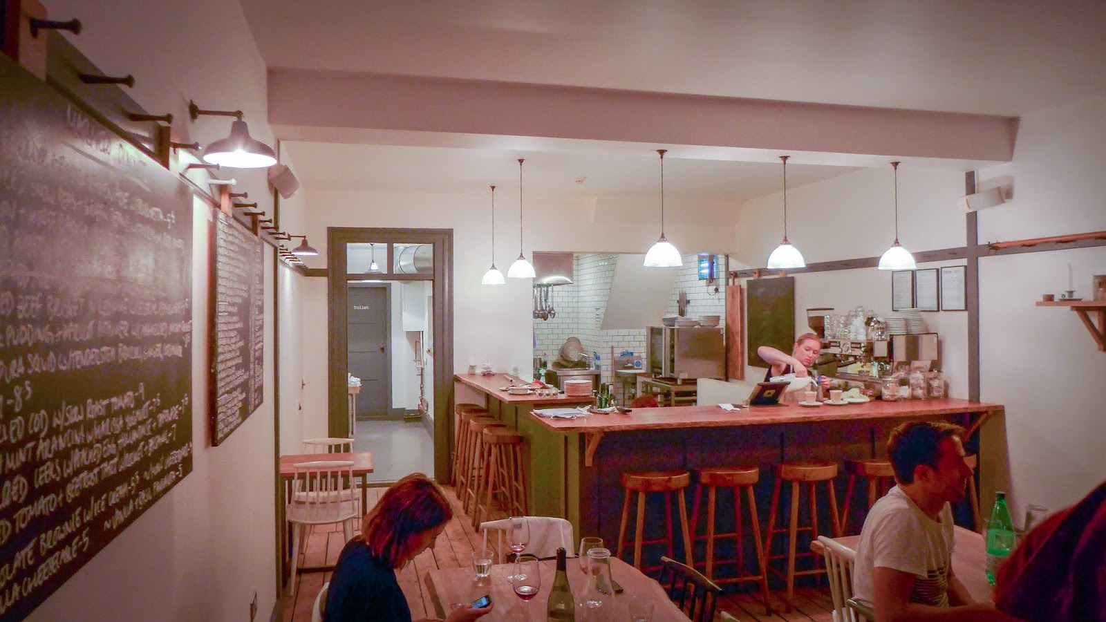 Patchy growth restaurant review marmelo kitchen leyton for V kitchen restaurant