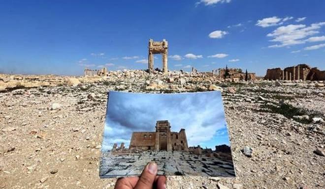 kuil Palmyra