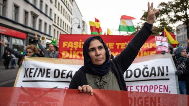 """Ο Ερντογάν """"εισβάλλει"""" στο Βερολίνο…"""