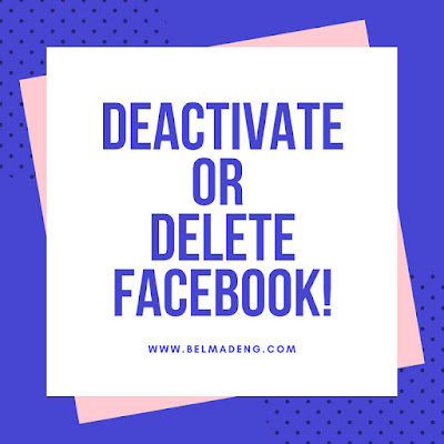 How Can I Close My Facebook Account Immediately?