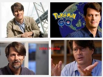 John Hanke, Pembuat Pokemon Go Yang Menjadi Fenomenal