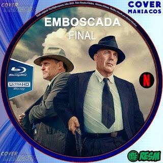 GALLETA - EMBOSCADA FINAL - The Highwaymen - 2019 BLU RAY