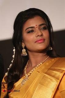 Aishwarya Rajesh Pictures in Saree at Dharmadurai Audio Launch ~ Celebs Next