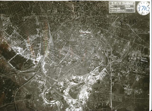 Aerial reconnaissance of Kharkov 16 June 1941 worldwartwo.filminspector.com