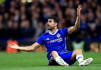 Diego Costa có thể ra đi theo dạng ngắn hạn