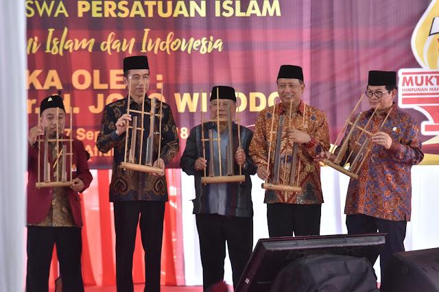 Dianugerahi Keberagaman, Presiden Jokowi: Jangan Korbankan Persatuan Gara-Gara Pesta Demokrasi
