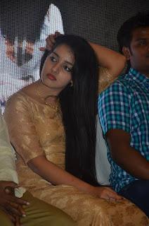 Actress Malavika Menon Stills At Nijama Nizhala Movie Audio Launch  0007.jpg