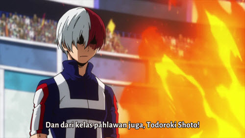Boku no Hero Academia S2 07 Subtitle Indonesia