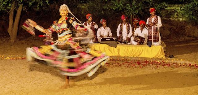 Jaisalmer New Year Party
